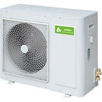 Image of Unità esterna del climatizzatore monosplit TACHIAIR COU-24HDR1 singola per componibili 24000 BTU classe A+