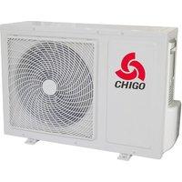 Image of Unità esterna del climatizzatore monosplit TACHIAIR CS-61V3G-E2-b singola per componibili 24000 BTU classe A++