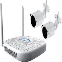 Image of Kit di videosorveglianza Wi-Fi NVR + cam