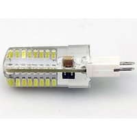 3W G9 64 leds SMD 3014 200-250lm Warm White Cold White AC 220-240