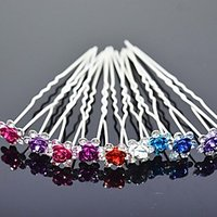 Alloy Hair Pin Headpiece
