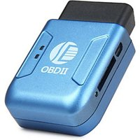 TK206 Car OBDII Interface GPS GPRS Tracker