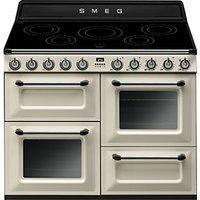 Piano de cuisson SMEG Victoria TR4110IP garanti 5 ans