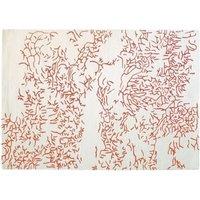 Tapis Nature TOULEMONDE BOCHART, Corail
