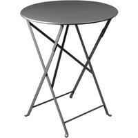 Table pliante ronde FERMOB Bistro Ø 60 cm, coloris au choix
