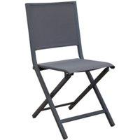 Chaise IDA pliante grey gris