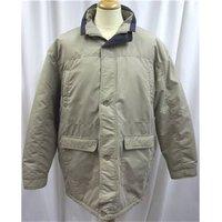Premier - Size: XL - Beige - Coat