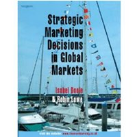 Image of Strategic marketing decisions in global markets