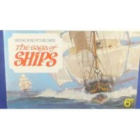 Image of Brooke Bond Picture Cards - The Saga Of Ships