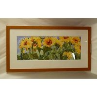 Sunflowers by Mary Ann Rogers