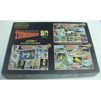 Thunderbirds '50 Years' Jigsaw Collection Box, Volume One ** LIMITED EDITION **