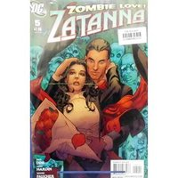 Image of Zatanna #5 - November 2010