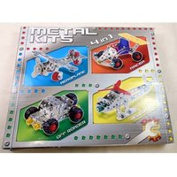 4 in 1 Metal Construction Kit