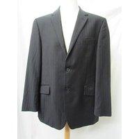 Ben Sherman - Size: 42 Regular - Black - Single Breasted Suit Jacket