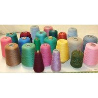 Fine Yarn Cones - Wool/Cotton/Acrylic - Collection Blue