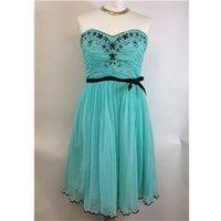 Eucalyptus - Size: 10 - Spearmint Mini Dress