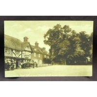 Image of Chilham Post Office and Castle Entrance. Frith's Series.