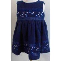 Dress Papillon - Size: 2 - 3 Years - Blue - Dress