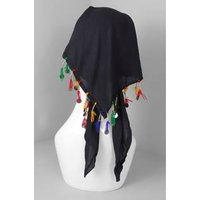 Unbranded Size: Not Specified Black Scarf