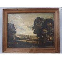Philip Hugh Padwick landscape oil painting