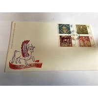 Image of Post Office first day Cover Christmas 1976