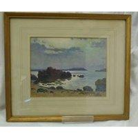 Original Watercolour Seascape