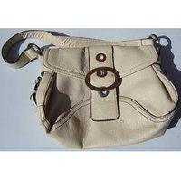 Image of Marks and Spencer, White, Women's, Hand bag. M&S Marks & Spencer - Size: S - White