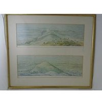 Antique Henry Guy Lithograph - Malvern