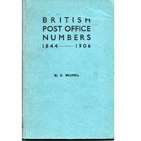 Image of British Post Office Numbers 1844-1906