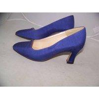 Image of Rainbow Club - Size: 3.5 - Blue - Heeled shoes
