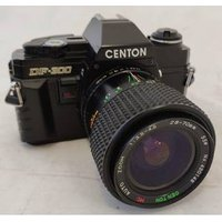 Centon DF-300 35mm Film Camera with an Auto Zoom Lens.