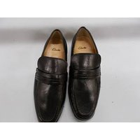 Image of Clarks - Size: 11 - Black - Loafers