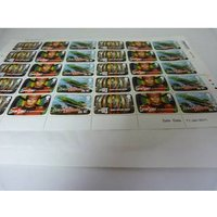 Image of F.A.B. The Genius of Gerry Anderson - sheet of 30 mint 1st Class stamps