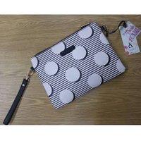 Image of L'Atelier Du Sac - Size: M - Black - Clutch bag
