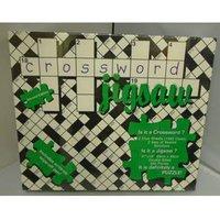 Image of Crossword jigsaw