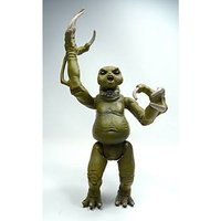 Image of Set of 2 Dr Who Slitheen Creature Action Figures