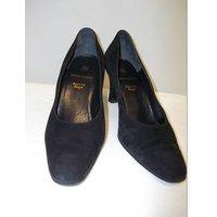Image of BRUNO MAGLI - Size: 5 - Black - Heeled shoes