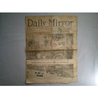 Image of Daily Mirror, Wednesday May 12, 1926