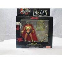 Image of Tarzan the epic adventures tarzan city of gold figure
