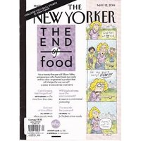 Image of The New Yorker - May 12th 2014