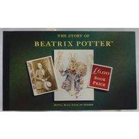 Image of Beatrix Potter Stamp Booklet - 1993