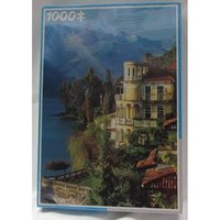 Image of Brand New - King Jigsaw - 1000Pieces - Lake Como Italy