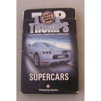Image of SUPERCARS TOP TRUMPS - GUMBALL 3000 (2003)