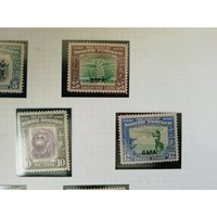 Image of North Borneo - set of 15 stamps
