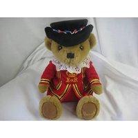 Image of Harrods London Beefeater Teddy Bear