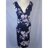Image of Karen Millen cocktail dress,size 10 Karen Millen - Size: 10 - Black - Cocktail dress
