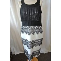 Image of Stunning Evening Dress, Size M Unbranded - Size: M - Multi-coloured - Cocktail dress