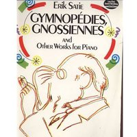 Eric Satie Gymnopedes Gnossiennes and other works for the piano.