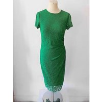 Image of Girls on Film Green Lined lace dress size 10 Girls on Film Little Mistress - Size: 10 - Green - Cocktail dress