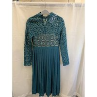 Image of Little Mistress Dress Little Mistress - Size: 8 - Green